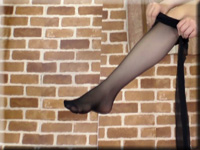 新品女孩 女人穿絲襪⑤