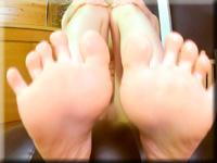 新品女孩 女人腳的後部