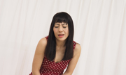 I make masturbation in stockings Ryoko 32