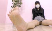 女性の足の裏 しんぴな娘たち 30