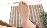 女性の足の裏 しんぴな娘たち 5