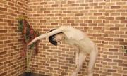 全裸ラジオ体操 ゆう 9