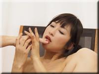 有紗 用別人的手指自慰的女人