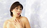 ガニ股立ちオナ まりあ 5