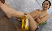油を塗られるオンナ まな 31
