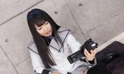 コスプレ語りかけ自画撮り オナニー すみれ 3