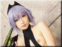 文香 Fumika,被蔬菜戳破的女人