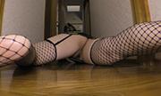 crawling along &angry masturbation Nahoko 12