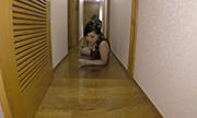 crawling along &angry masturbation Nahoko 2