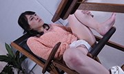The woman masturbation with expressionless Nahoko 15