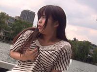 こんなトコでオナっちゃった〜公園ボート編〜