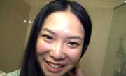 ロケxオナ〜男子トイレで自画オナ〜 かほ 1
